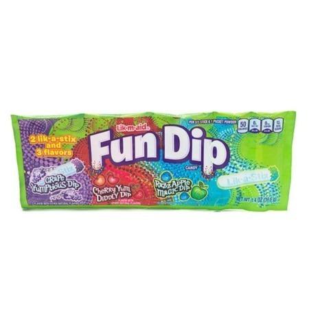 Lik-M-Aid Fun Dip