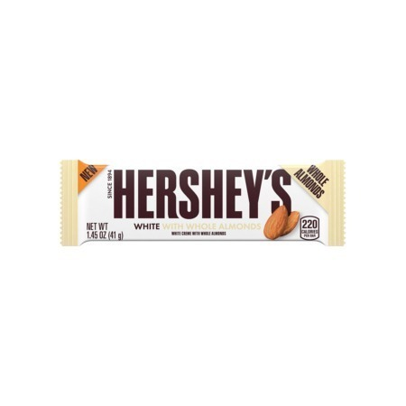 Hershey's White Almond