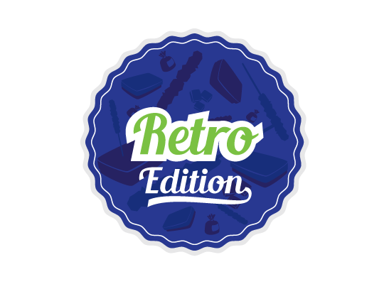 Sweet Solo Treatsbox - Retro Edition