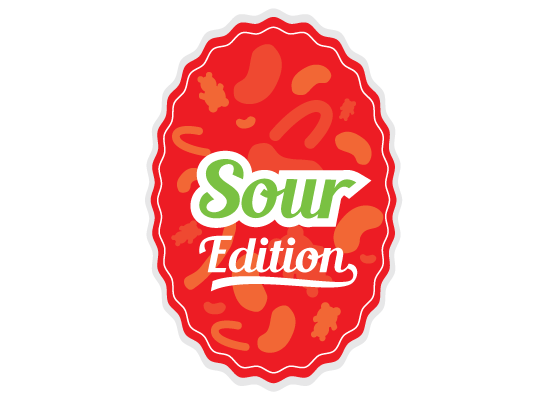 Sweet Solo Treatsbox - Sour Edition